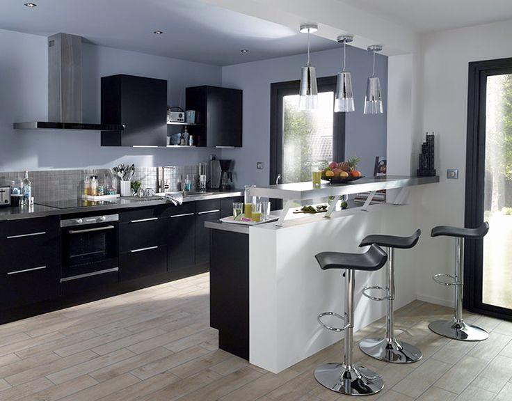 66 l gant photos de cuisine castorama avis. Black Bedroom Furniture Sets. Home Design Ideas
