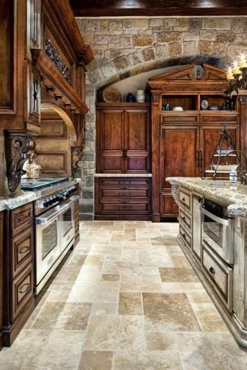 Cuisine Chalet Rustique Beau Stock Rustic Kitchen Home Country Wood Kitchen Rustic Design Interior Tile