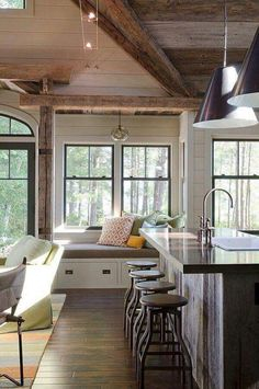 Cuisine Chalet Rustique Frais Image Cool 57 Modern French Country Kitchen Decoration Ideas More at