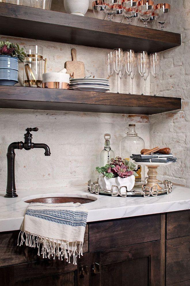 """Cuisine Chalet Rustique Luxe Galerie Au Chalet """" Interior Design Ideas"""