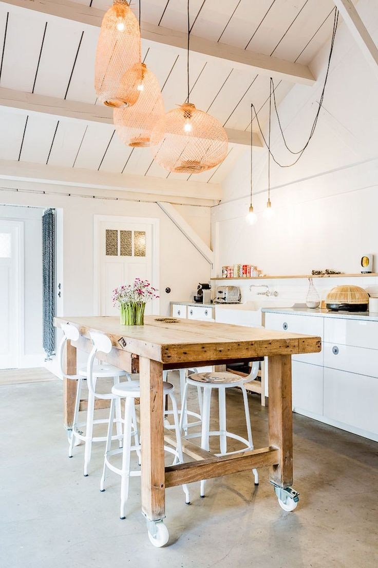 Cuisine Chalet Rustique Luxe Photos Love This Kitchen for the Home ...