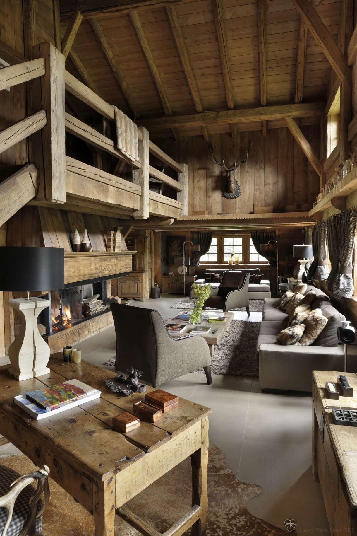 Cuisine Chalet Rustique Nouveau Collection Lovely Grey Luxury Ski Chalet for Rent Megeve Fermes De Marie 22