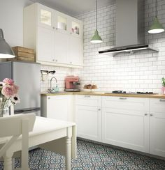 Cuisine Ikea Hittarp Nouveau Photos Kuchnia Ikea Mała średnia Otwarta Kuchnia W Kształcie Litery L
