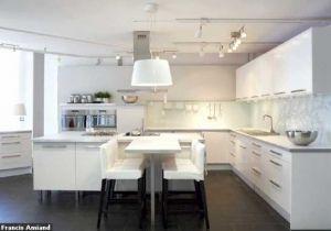 Cuisine Ikea Ringhult Blanc Beau Galerie Cuisine Ikea Metod Ringhult Noire Et Blanche Cuisine Conception De