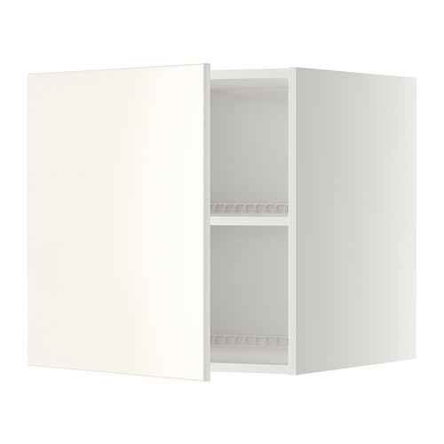 Cuisine Ikea Ringhult Blanc Beau Galerie Metod Surmeuble Réfrigérateur Congélateur Blanc Veddinge Blanc