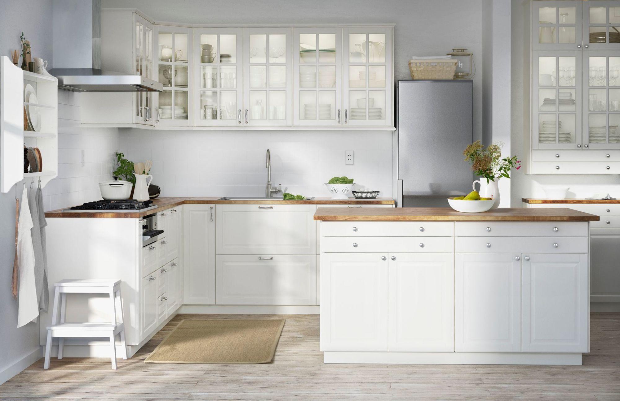 Cuisine Ikea Ringhult Blanc Frais Images Cuisine Ikea Ringhult Gris Clair