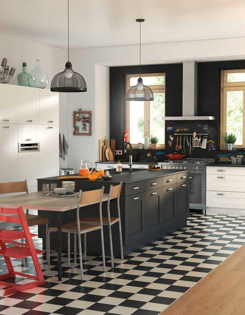 Cuisine Intégrée Leroy Merlin Élégant Photos Cuisine Ilot but Avec Cuisine Ilot Table Avec Beau Cuisine