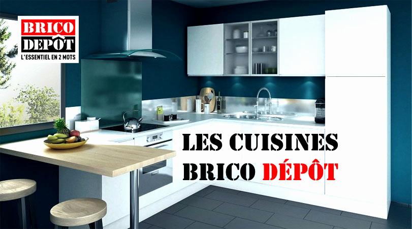 Cuisine Jazzy Brico Depot Élégant Image Cuisine Brico Depot Luna Luxe Cuisine Brico Depot Luna Nouveau