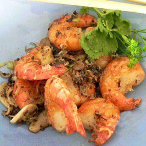 Cuisine Le Journal Des Femmes Luxe Photos Crevettes Sautées Au Poivre Et Sel 35 Recettes Chinoises Journal