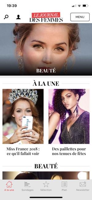 Cuisine Le Journal Des Femmes Meilleur De Collection Journal Des Femmes Dans L App Store