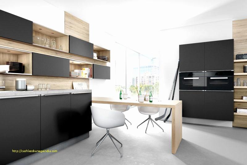 Cuisine Noir Mat Et Bois Beau Images Cuisine Noir Mat Inspirant Dimension Evier Cuisine Nouveau Mobilier