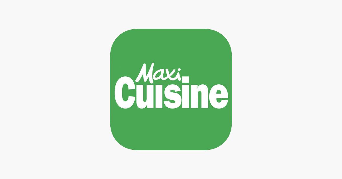 Cuisine Plus Tv Beau Collection Maxi Cuisine Recettes Faciles astuces Menus Dans L App Store