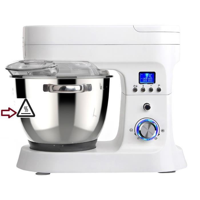 Darty thermomix Tm31 Luxe Image Robot De Cuisine Qui Cuit Idées Inspirées Pour La Maison Lexib