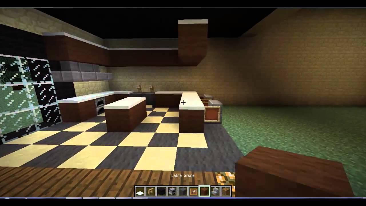 Deco Cuisine Minecraft Beau Stock Deco Chambre Minecraft