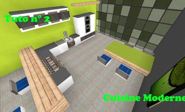 Deco Cuisine Minecraft Nouveau Images Cuisine Moderne Minecraft Unique Minecraft Salon Moderne Trendy