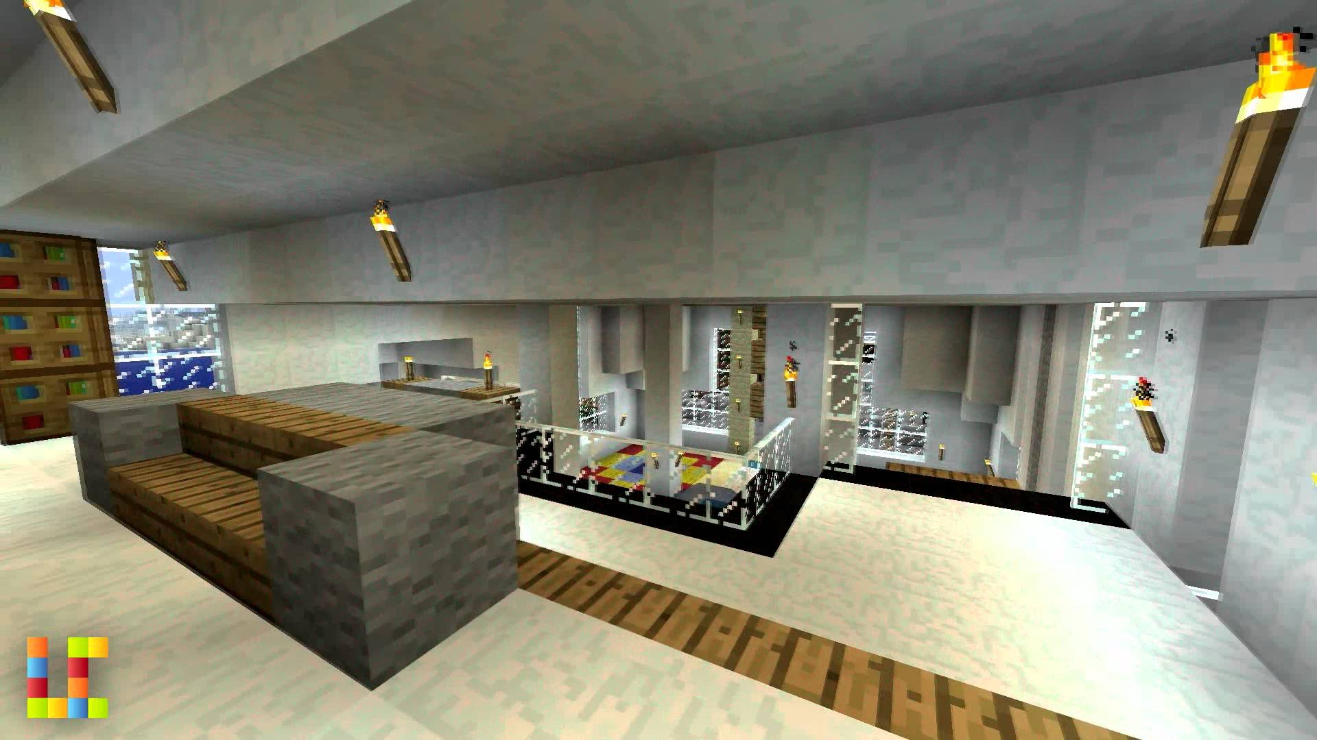 Deco Cuisine Minecraft Unique Photos Deco Chambre Minecraft