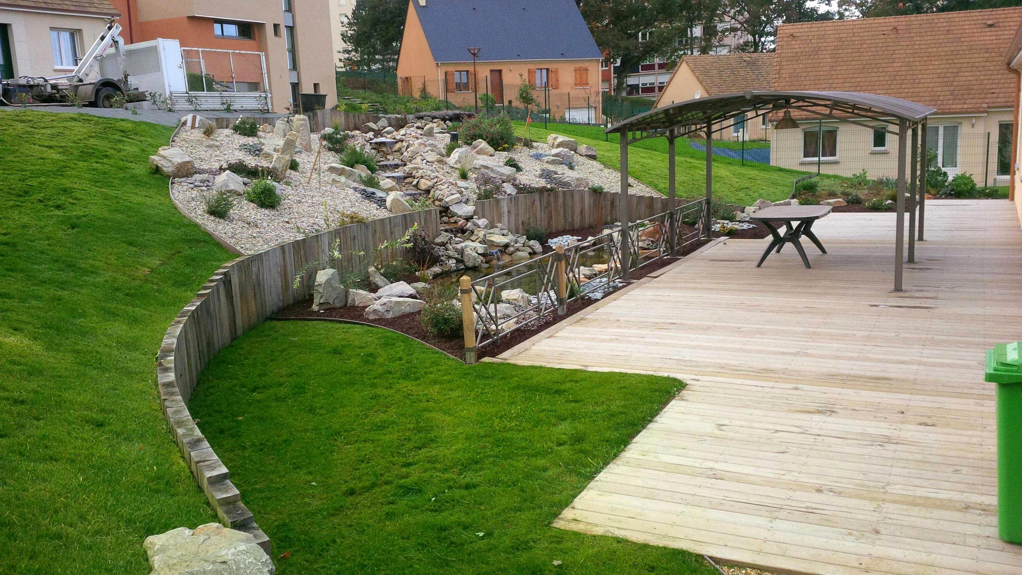 Deco Jardin Avec Piscine Beau Image S Amenagement Jardin Paysager Impressionnant Amenager Jardin