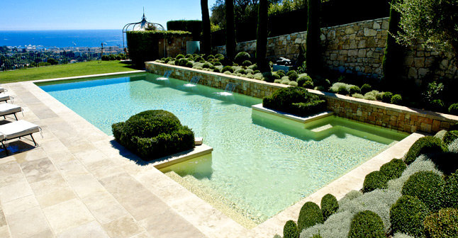 Deco Jardin Avec Piscine Beau Photos Emejing Deco Jardin Autour D Une Piscine Contemporary Sledbralorne