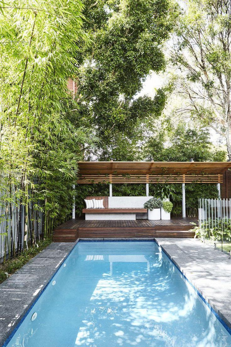 deco jardin avec piscine beau galerie décoration jardin avec olivier