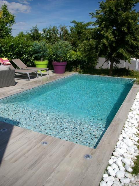 Deco Jardin Avec Piscine Impressionnant Photos Carrelage Pour Terrasse Piscine