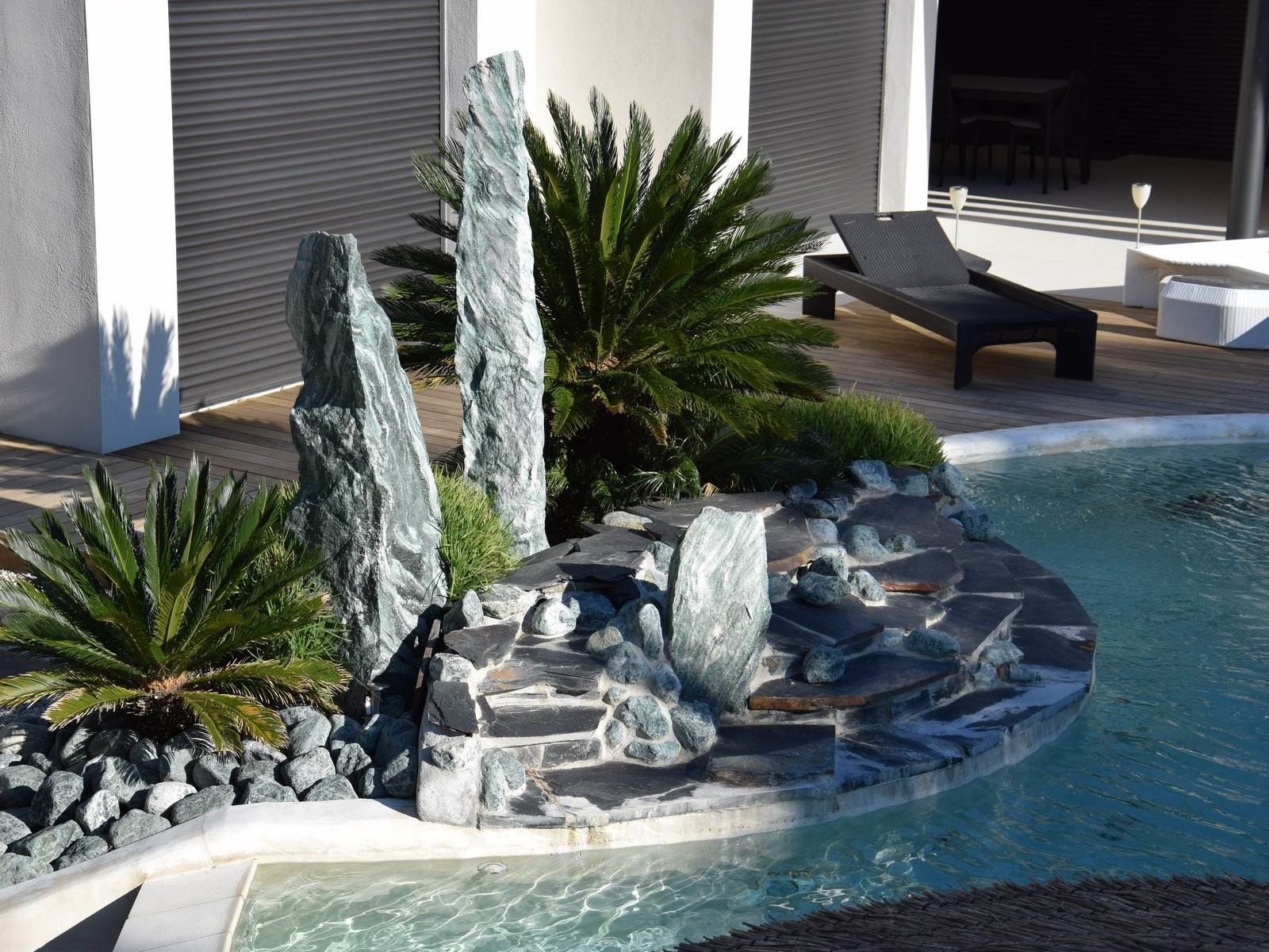 Deco Jardin Avec Piscine Meilleur De Collection 51 Finest Vues De Idee De Decoration De Jardin Exterieur