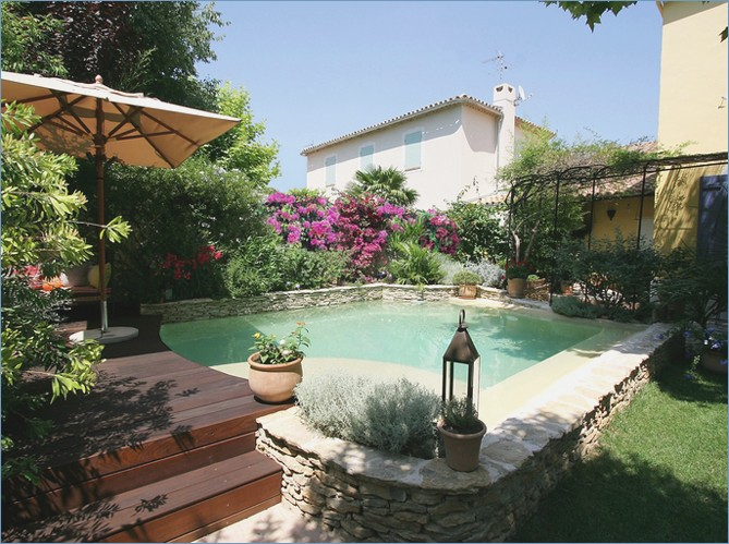 Deco Jardin Avec Piscine Unique Images Amenagement tour Piscine – Offchestra