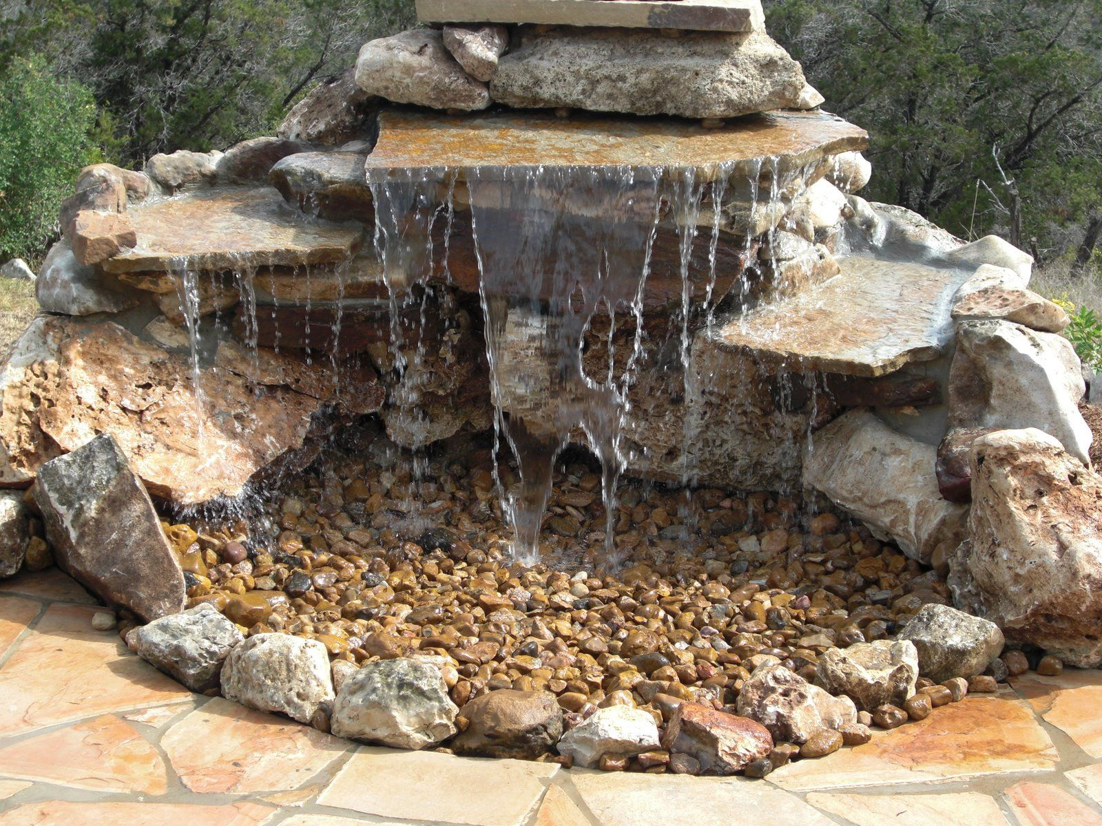 Deco Jardin Exotique Luxe Galerie Pond Less Waterfall that S A Great Idea