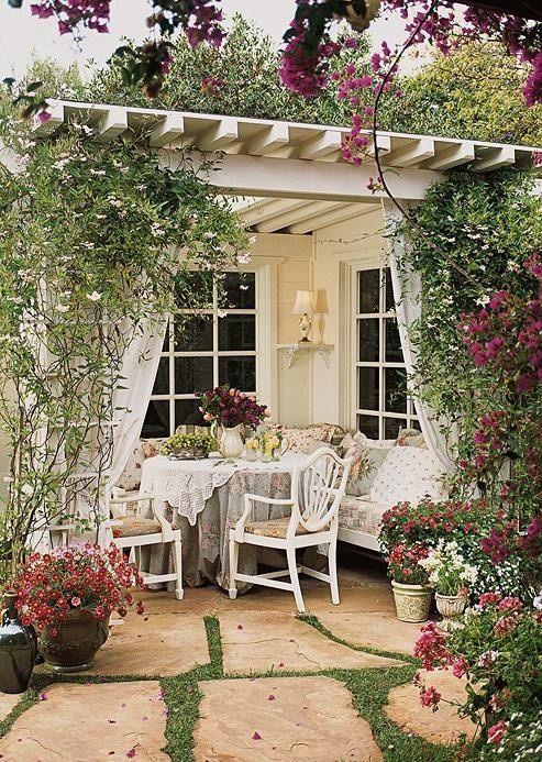 Deco Jardin Exotique Nouveau Photos Schattig Tuin Pinterest