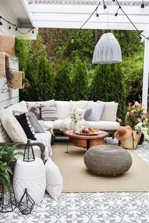 Decoration Exterieur Jardin Moderne Beau Collection the Ultimate Checklist for the Perfect Summer Patio