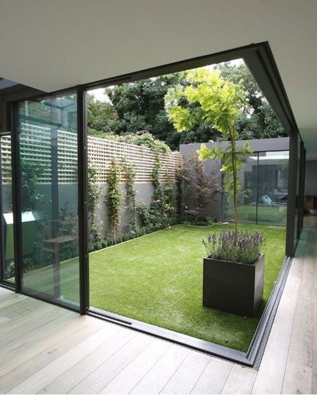 Decoration Exterieur Jardin Moderne Élégant Images Idealny Na Okno Od Strony Sasiada Intérieur Pinterest