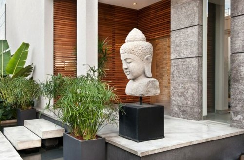 """Decoration Exterieur Jardin Moderne Inspirant Photos Jardin Decoration Extérieure Modern Luxusn Vila – 62 P…â""""¢klady"""