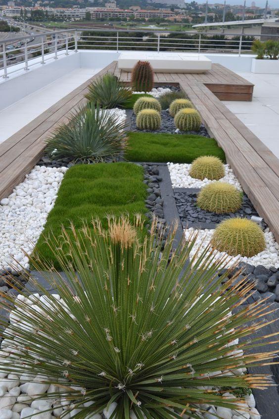 Decoration Exterieur Jardin Moderne Luxe Photographie Ƹ̴Ӂ̴Ʒ Le Galet Décoratif Envahit Les Jardins Ƹ̴Ӂ̴Ʒ