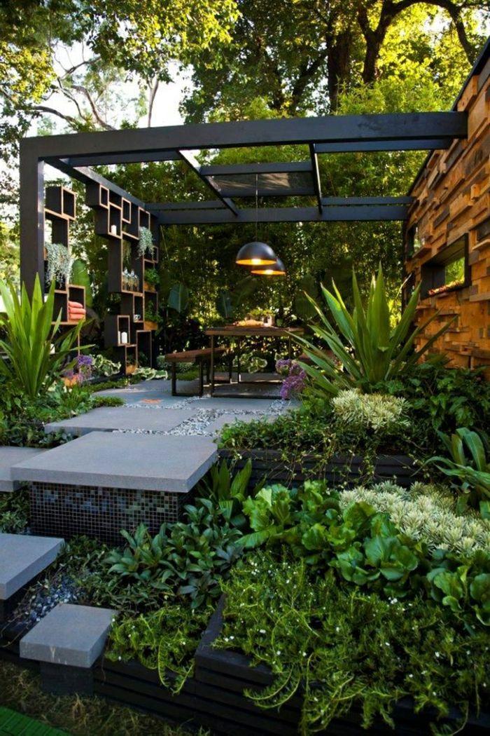 Decoration Exterieur Jardin Moderne Unique Photographie 80 Gartengestaltung Vorschläge Einfach Aber Erfolgreich Den