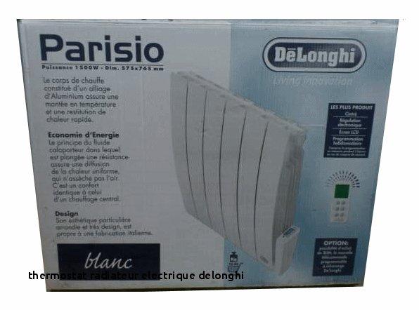 Delonghi Trd4 0820 Beau Images 24 thermostat Radiateur Electrique Delonghi