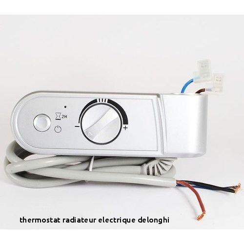 Delonghi Trd4 0820 Élégant Photos 24 thermostat Radiateur Electrique Delonghi