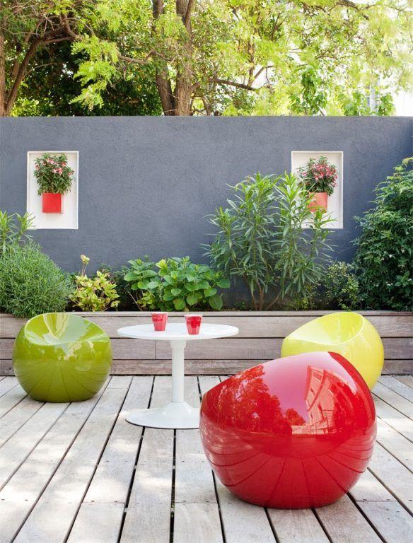 Derrière Les Murs De Mon Jardin Beau Collection Ment Donner Du Cachet  son Coin Extérieur
