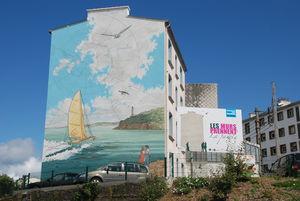 Derrière Les Murs De Mon Jardin Frais Images Portail Fresques — Wiki Brest