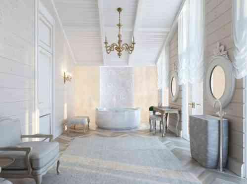 Designmag Salle De Bain Élégant Photos Luxe Bains Inspiration De Salle