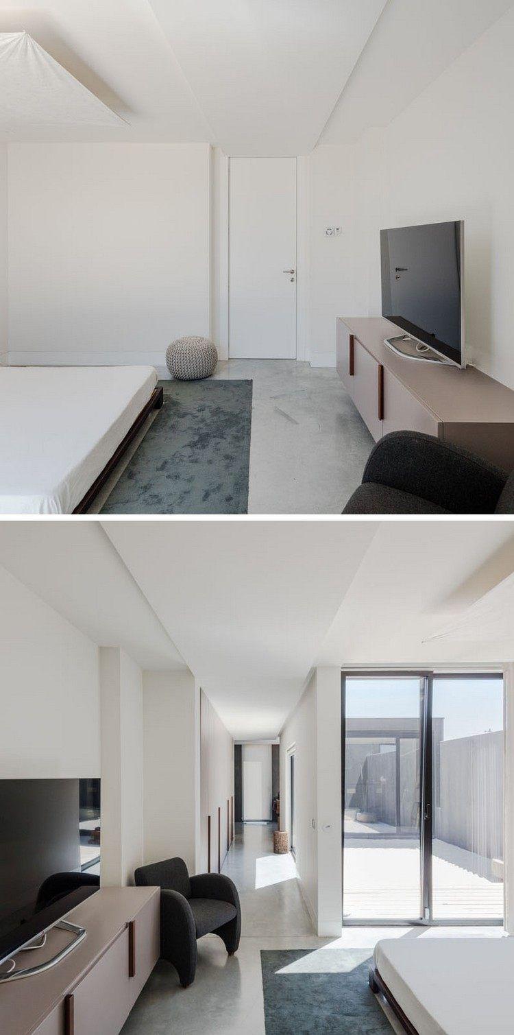 Designmag Salle De Bain Impressionnant Photos Fenªtre Sur Mesure Qui Suit Le toit D Une Maison D Architecte Au