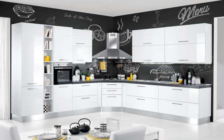 Designmag Salle De Bain Luxe Photos Mondo Convenienza Cucine 2018 Cucina Katy