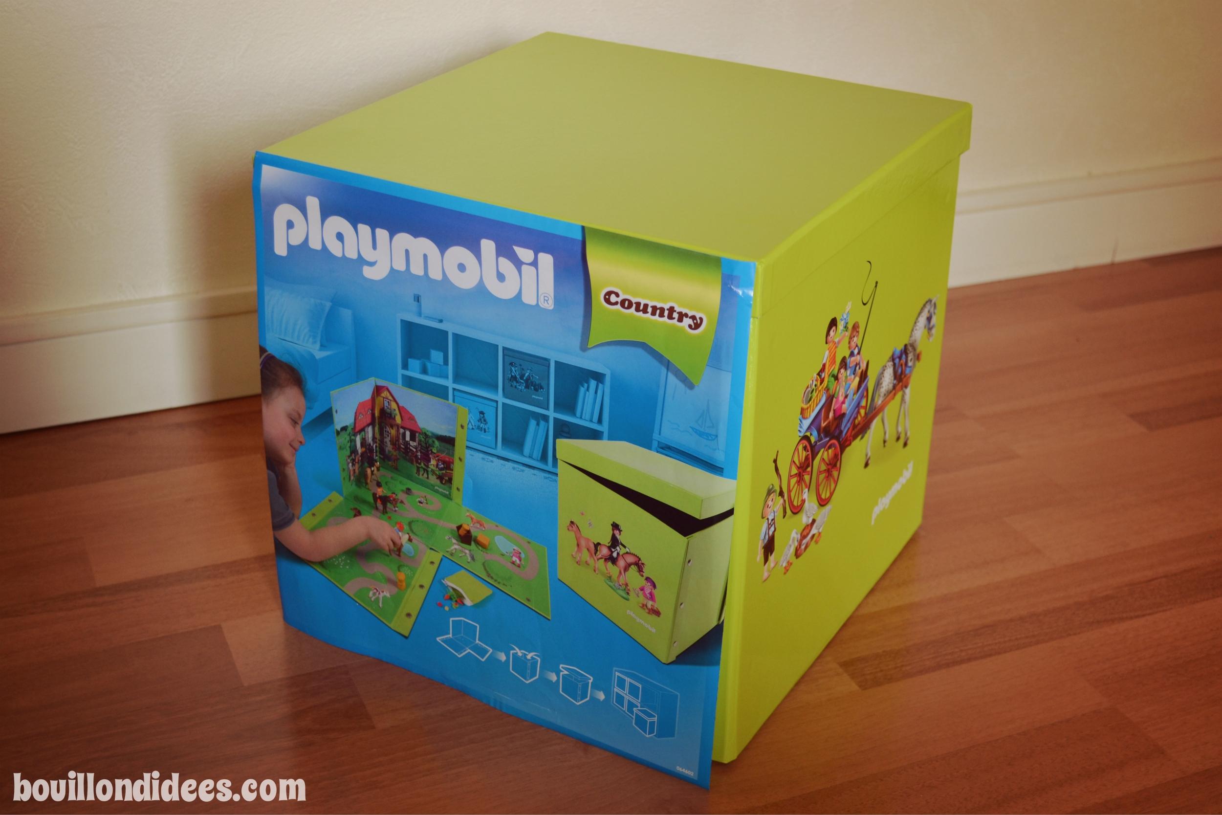 Dessin à Colorier Playmobil Beau Image La solution Pour Jouer Et Surtout Ranger Les Playmobils Con Boite