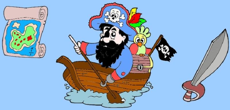 Dessin à Colorier Playmobil Frais Photographie Coloriage Pirate 25 Dessins  Imprimer