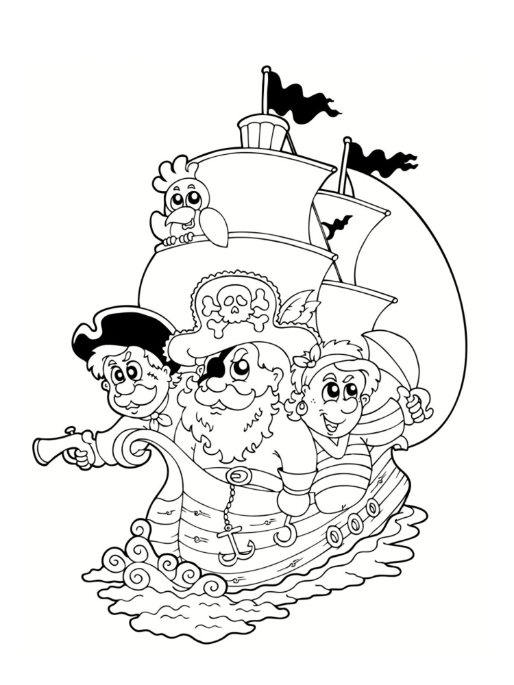 Dessin à Colorier Playmobil Inspirant Photographie Coloriage Pirate 25 Dessins   Imprimer
