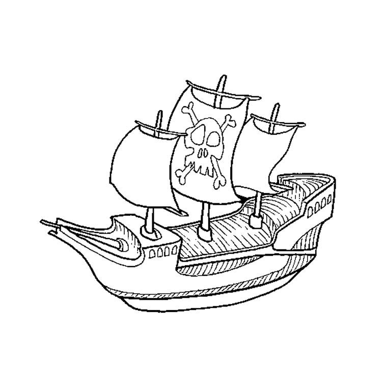 Dessin à Colorier Playmobil Inspirant Stock Coloriage Bateau Pirate Avec Pirates Meilleures Idées Coloriage