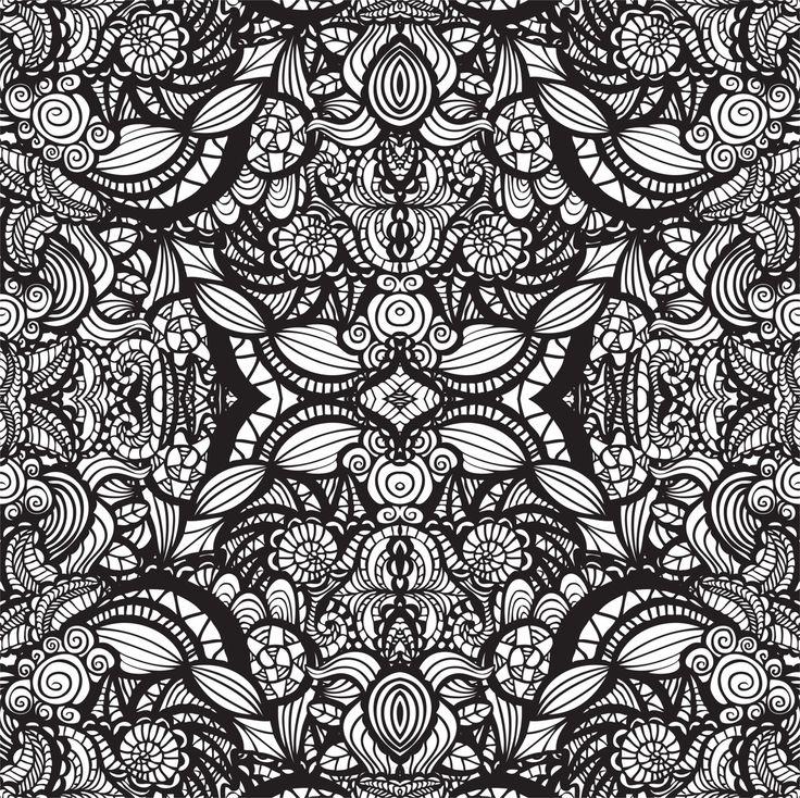 Dessin Arabesque orientale Nouveau Image Les 15 Meilleures Images Du Tableau Coloriages  Imprimer Sur