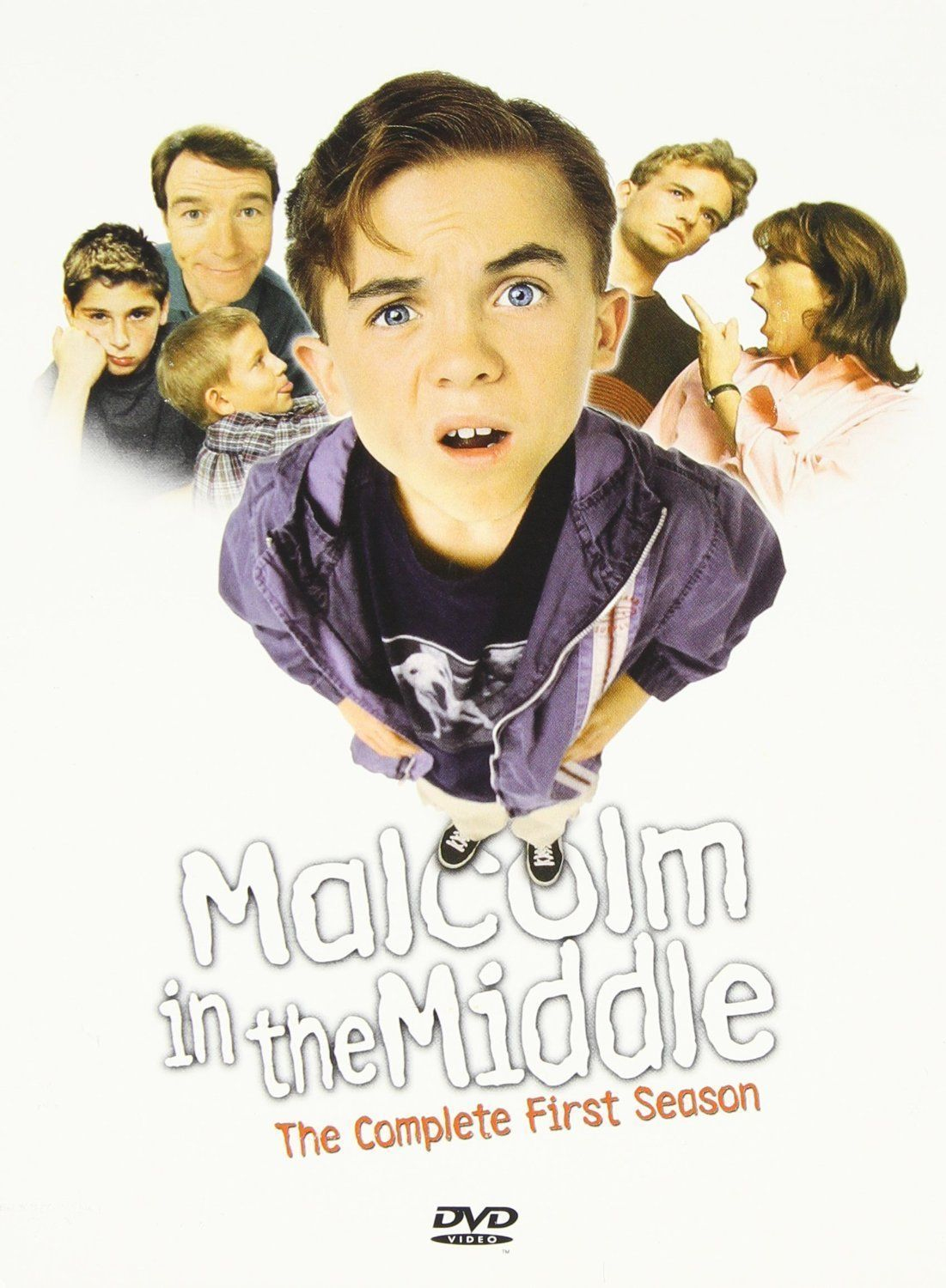 Diva 1 2 3 Impressionnant Images Malcolm In the Middle the Plete First Season 3 Dvd Zone 1 Eur