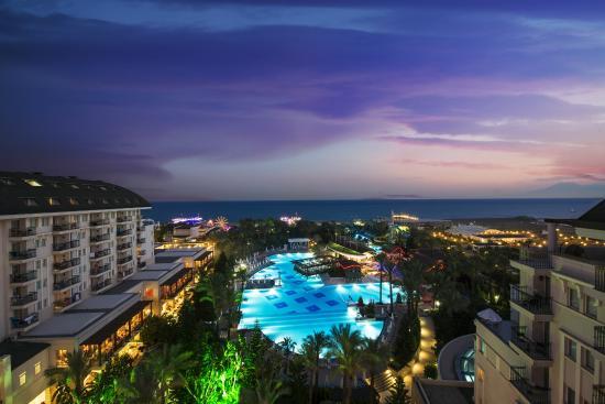 Diva 1 2 3 Meilleur De Collection Delphin Diva Premiere Hotel Antalya Turquie Voir Les Tarifs Et
