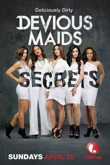 Diva 1 2 3 Unique Photos Devious Maids Season 2