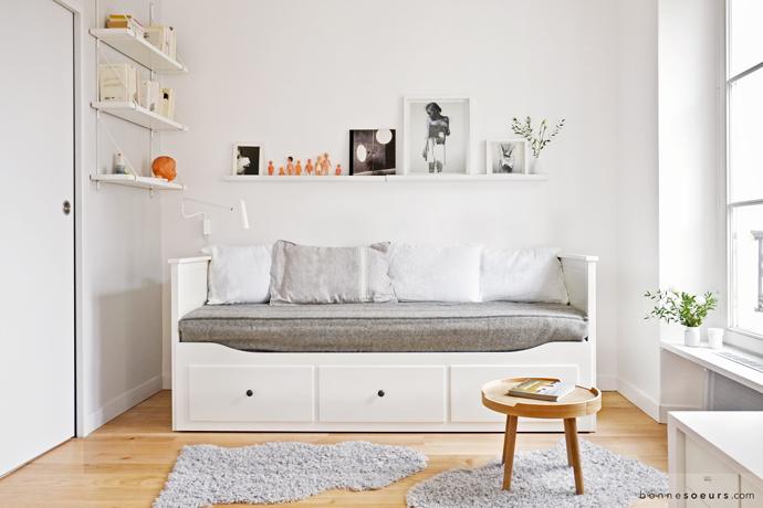 Divan Hemnes Ikea Beau Image Charmant Studio