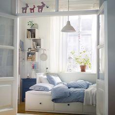 Divan Hemnes Ikea Inspirant Galerie Divan Hemnes La soluci³n Perfecta Pinterest